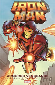Iron Man: Armored Vengeance (Paperback) Books