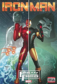 Iron Man: Fatal Frontier (Hardcover) Books