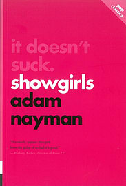 It Doesn't Suck: Showgirls (Pop Classics) (Paperback) Books
