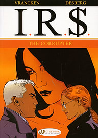 IR$ Vol.4: The Corrupter (Paperback) Books