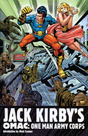 Jack Kirby's O.M.A.C.: One Man Army Corps TP (Paperback) Books
