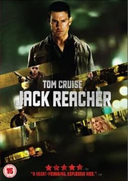Jack Reacher [DVD] DVD