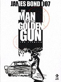James Bond 007: The Man with the Golden Gun (Paperback) Books