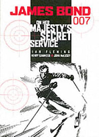 James Bond: On Her Majesty's Secret Service (Paperback) Books