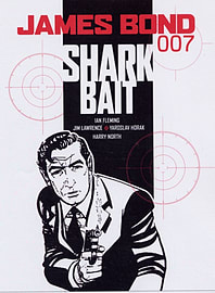 James Bond: Shark Bait (James Bond 007 (Titan Books)) (Paperback) Books