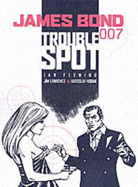 James Bond: Trouble Spot (James Bond 007 (Titan Books)) (Paperback) Books