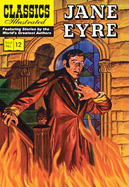 Jane Eyre (Classics Illustrated) (Paperback) Books