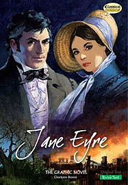 Jane Eyre The Graphic Novel: Original Text (British English) (Paperback) Books