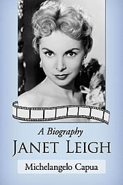 Janet Leigh: A Biography (Paperback) Books