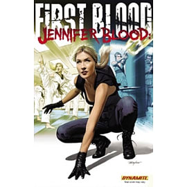 Jennifer Blood: First Blood TP Books