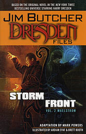 Jim Butcher's The Dresden Files: Storm Front Volume 2 - Maelstrom HC (Dresden Files (Dynamite Hardco Books