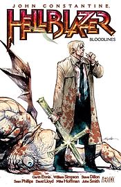John Constantine Hellblazer Volume 6: Bloodlines TP (Hellblazer (Graphic Novels)) (Paperback) Books
