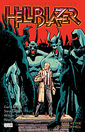 John Constantine Hellblazer Volume 8: Rake at the Gates of Hell TP (Paperback) Books