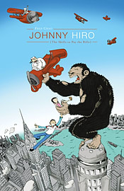 Johnny Hiro:The Skills to Pay the Bills (Paperback) Books