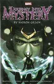 Journey into Mystery by Kieron Gillen: The Complete Collection Volume 1: (Paperback) Books