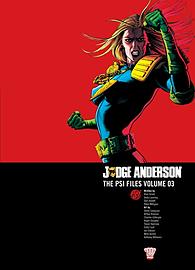 Judge Anderson: the PSI Files: 03 (Paperback) Books