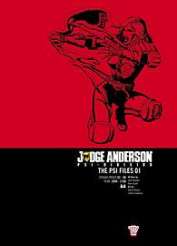 Judge Anderson: The Psi Files (Rebellion 2000ad) (Paperback) Books