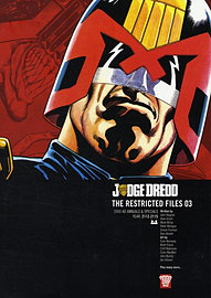 Judge Dredd - Restricted Files: v. 3 (2000 Ad) (Paperback) Books