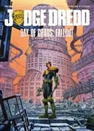 Judge Dredd Day of Chaos: Fallout (Paperback) Books