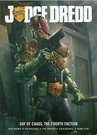 Judge Dredd Day of Chaos: Fourth Faction (Paperback) Books