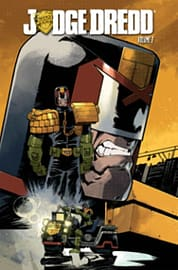 Judge Dredd Volume 3 (Paperback) Books