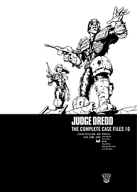 Judge Dredd: The Complete Case Files Vol.10 (Judge Dredd): Complete Case Files v. 10 (Paperback) Books