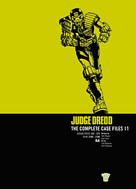 Judge Dredd: The Complete Case Files 11: Complete Case Files v. 11 (2000 Ad) (Paperback) Books