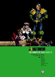 Judge Dredd: The Complete Case Files 13: Complete Case Files v. 13 (2000 Ad) (Paperback) Books