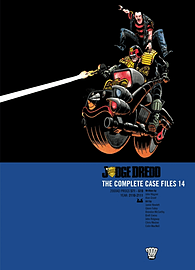 Judge Dredd: The Complete Case Files 14 (Paperback) Books