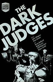 Judge Dredd: the Dark Judges (Paperback) Books
