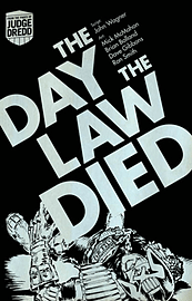 Judge Dredd: the Day the Law Died (2000 Ad) (Paperback) Books