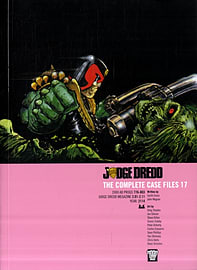 Judge Dredd: Complete Case Files: v. 17 (Paperback) Books