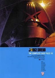 Judge Dredd: Complete Case Files: v. 18 (Paperback) Books