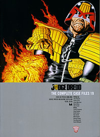 Judge Dredd: Complete Case Files: v. 19 (2000 Ad) (Paperback) Books