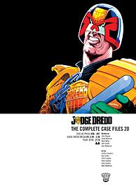 Judge Dredd: v. 20: The Complete Case Files (Paperback) Books