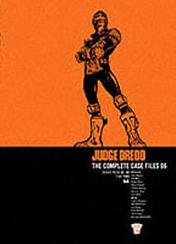 Judge Dredd: Complete Case Files v. 6 (Paperback) Books