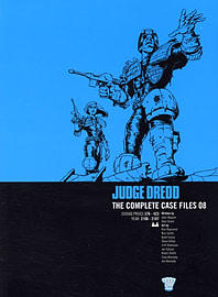 Judge Dredd: Complete Case Files v. 8 (Judge Dredd) (Paperback) Books