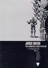Judge Dredd: Complete Case Files v. 9 (Judge Dredd) (Paperback) Books