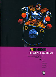 Judge Dredd: Complete Case Files v. 15 (Paperback) Books
