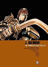 Judge Dredd: Complete Case Files v. 16 (Paperback) Books