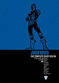 Judge Dredd: Complete Case Files v. 4 (Paperback) Books