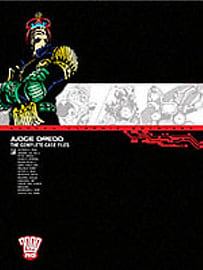 Judge Dredd: Complete Case Files v. 3 (Paperback) Books
