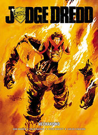 Judge Dredd: Mechanismo (Paperback) Books