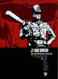 Judge Dredd: Restricted Files: v. 4 (Paperback) Books