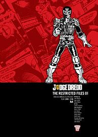 Judge Dredd: Restricted Files 1 (2000ad Judge Dredd) (Paperback) Books