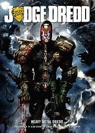 Judge Dredd: The Complete Heavy Metal Dredd (Paperback) Books