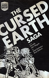 Judge Dredd: The Cursed Earth Saga (2000 Ad) (Paperback) Books