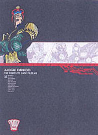 Judge Dredd: Complete Case Files, Vol. 2 (Paperback) Books
