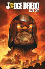 Judge Dredd: Year One (Paperback) Books