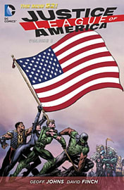 Justice League of America Volume 1: World's Most Dangerous HC (The New 52) (Justice League of Americ Books